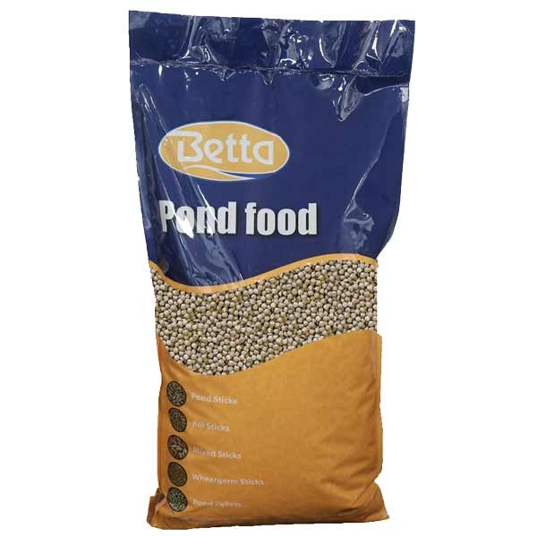 Betta pond pellets 5kg for Betta fish pellets