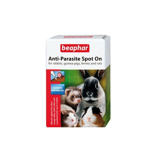 beaphar anti parasite spot on rabbits 4. Black Bedroom Furniture Sets. Home Design Ideas