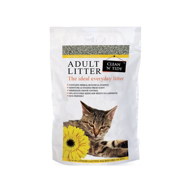 Clean N Tidy Adult Everyday Cat Litter  Kg