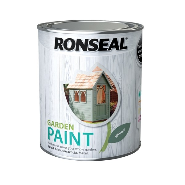 Ronseal Garden Paint Willow 750ml