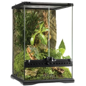 Exo Terra Natural Terrarium Mini Tall 30x30x45cm
