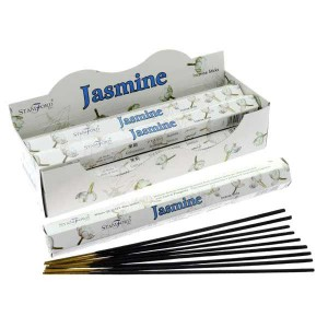 37101 Jasmine Incense Sticks Stamford Hex