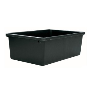Rectangular goldfish tub 105 x 72 x 30cm Preformed rectangular pond liners