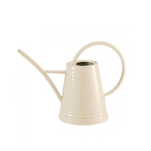 2.3ltr (_ Gal) Indoor Watering Can Pouring Cream