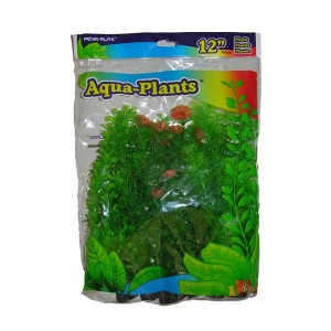 12in Green Plants Assorted