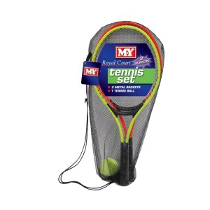 2 Player Tennis Set In Carry Bag