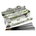 37109 White Musk Incense Sticks Stamford Hex