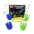 4Pc Lawn Dart Game M.Y In Colour Box