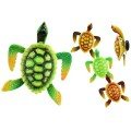 "3"" Turtle Springy Fridge Magnet"