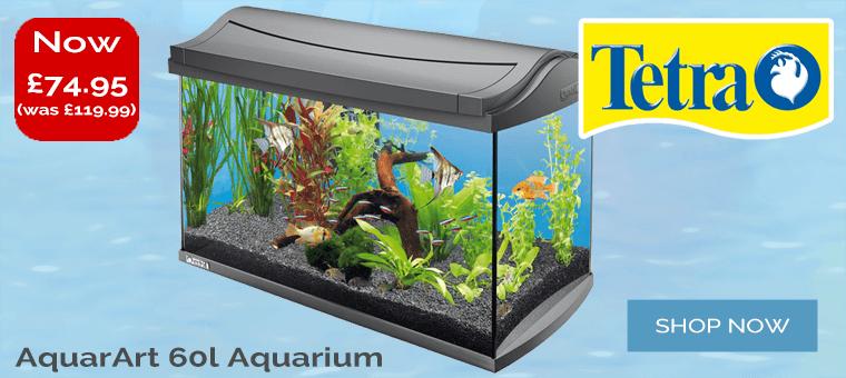 Tetra AquaArt 60L Aquarium