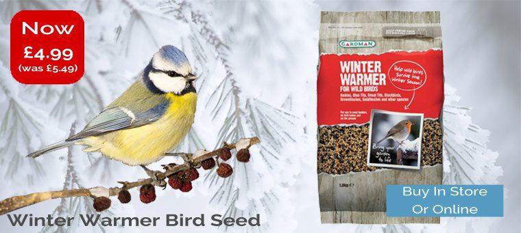 Yardman Wild Bird Winter Warmer